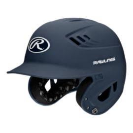 Rawlings Junior Velo Matte Helmet - Navy