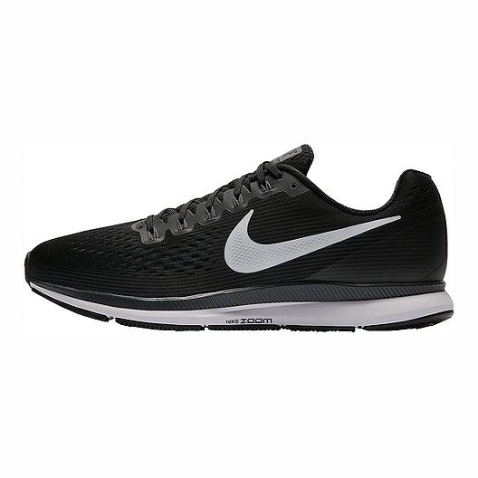 72f00d1e627cc Nike Men s Air Zoom Pegasus 34 Running Shoes - Black White