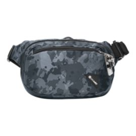Pacsafe Vibe 100 Anti-Theft 4L Hip Pack - Grey Camo