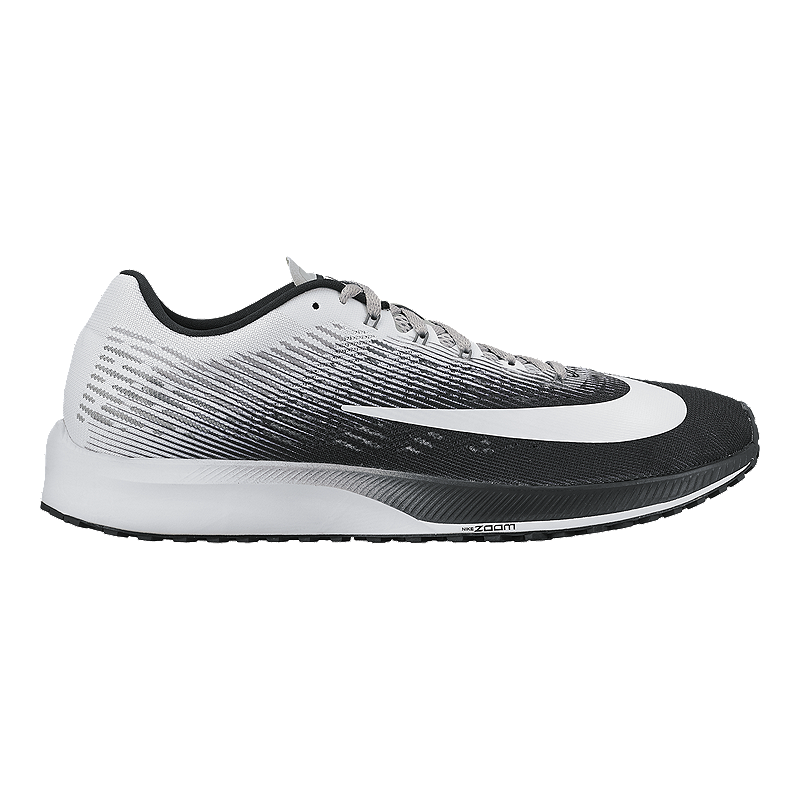 3d501e34574d Nike Men s Air Zoom Elite 9 Running Shoes - Black White