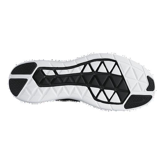 5400d05dc458d Nike Men s Flex 2017 RN Running Shoes - Black White