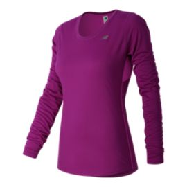 New Balance Women's Accelerate Long Sleeve Shirt