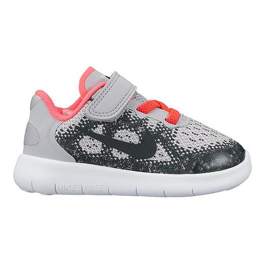9f06a0b8b482 Nike Free RN 2 Girls  Toddler Running Shoes