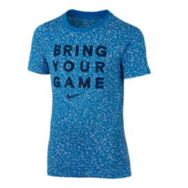 Nike Dry Boys' Bring Your Game Basketball T Shirt