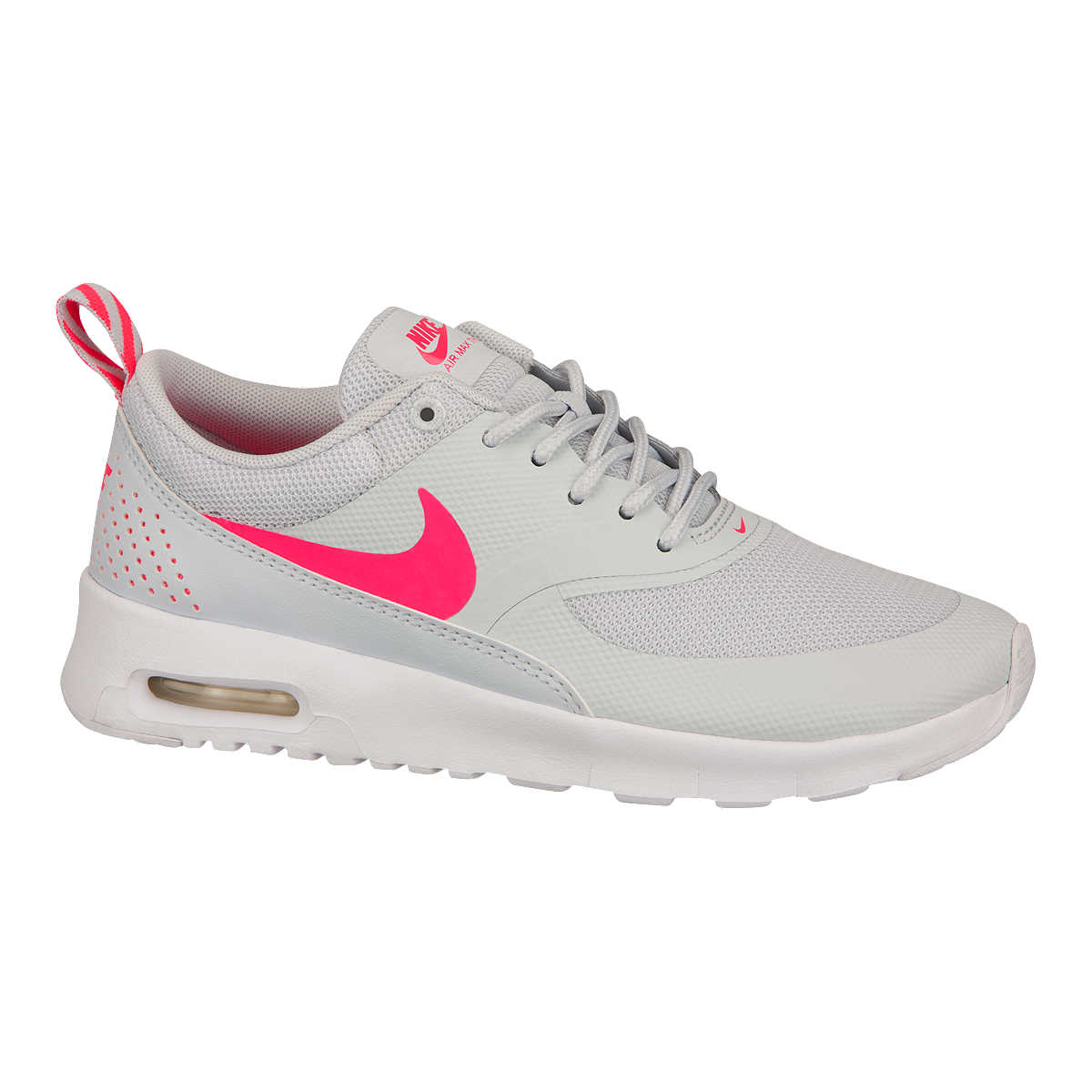 the latest 6d4a9 53cf5 Nike Girls  Air Max Thea Grade-School Casual Shoes - Platinum Pink White    Sport Chek