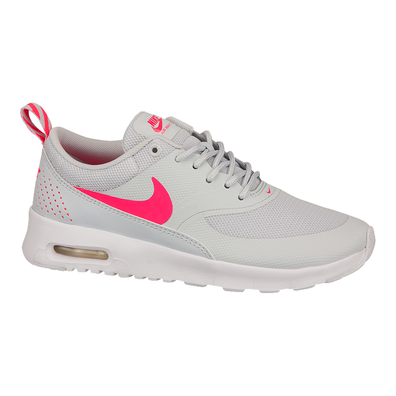 d99ef160c7 Nike Girls' Air Max Thea Grade-School Casual Shoes - Platinum/Pink/White |  Sport Chek