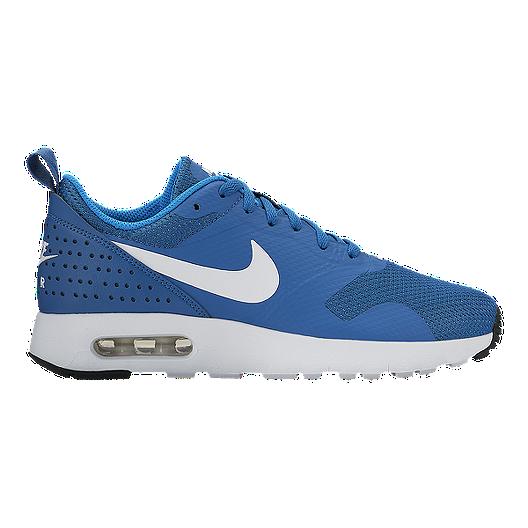 9610b8d70 Nike Kids' Air Max Tavas Grade-School Casual Shoes - Blue/White | Sport Chek