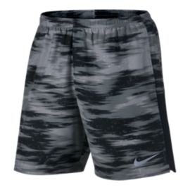 Nike Men's Challenger All Over Print 7 Inch Shorts