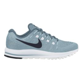 Nike Women s Air Zoom Vomero 12 Running Shoes - Blue Fade White ... f0ad930a2027