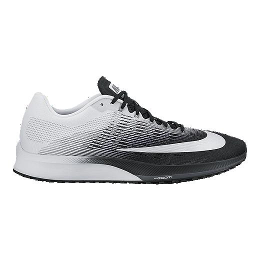 super popular d6691 c0b16 Nike Women's Air Zoom Elite 9 Running Shoes - Black/White