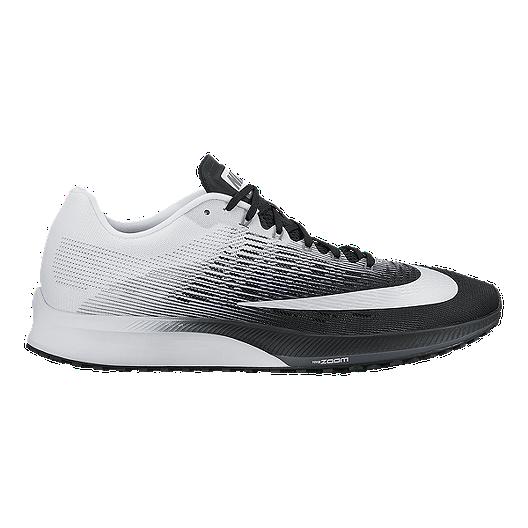 8213c7a0549 Nike Women s Air Zoom Elite 9 Running Shoes - Black White