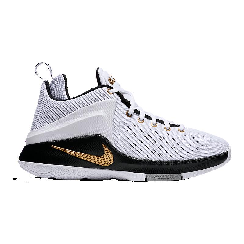 Nike Kids Grade School Zoom Witness Basketball Shoes