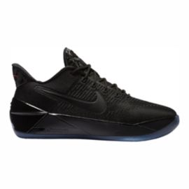 Nike Kids' Kobe A.D. Grade School Basketball Shoes - Black