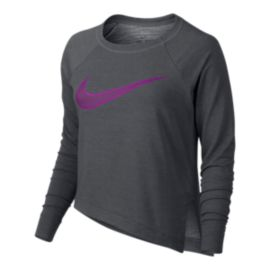 Nike Women's Training Long Sleeve Shirt