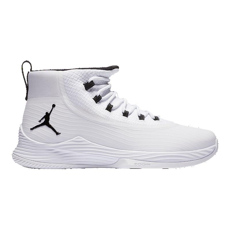 f435603a405 Nike Men s Jordan Ultra Fly 2 Basketball Shoes - White