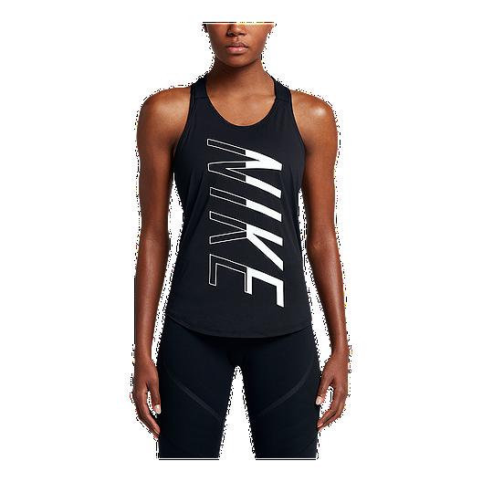 2883e1b7c7bbb8 Nike Women s Breathe Elastika Tank