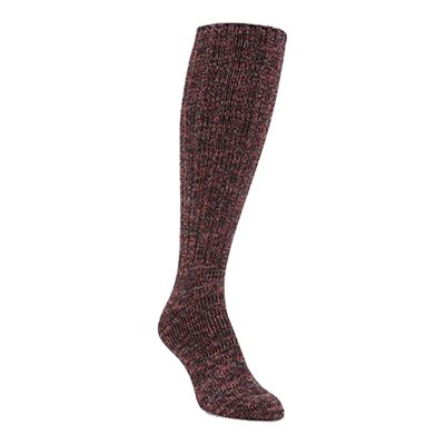 Worlds Softest Women's Weekend Ragg Knee High Socks