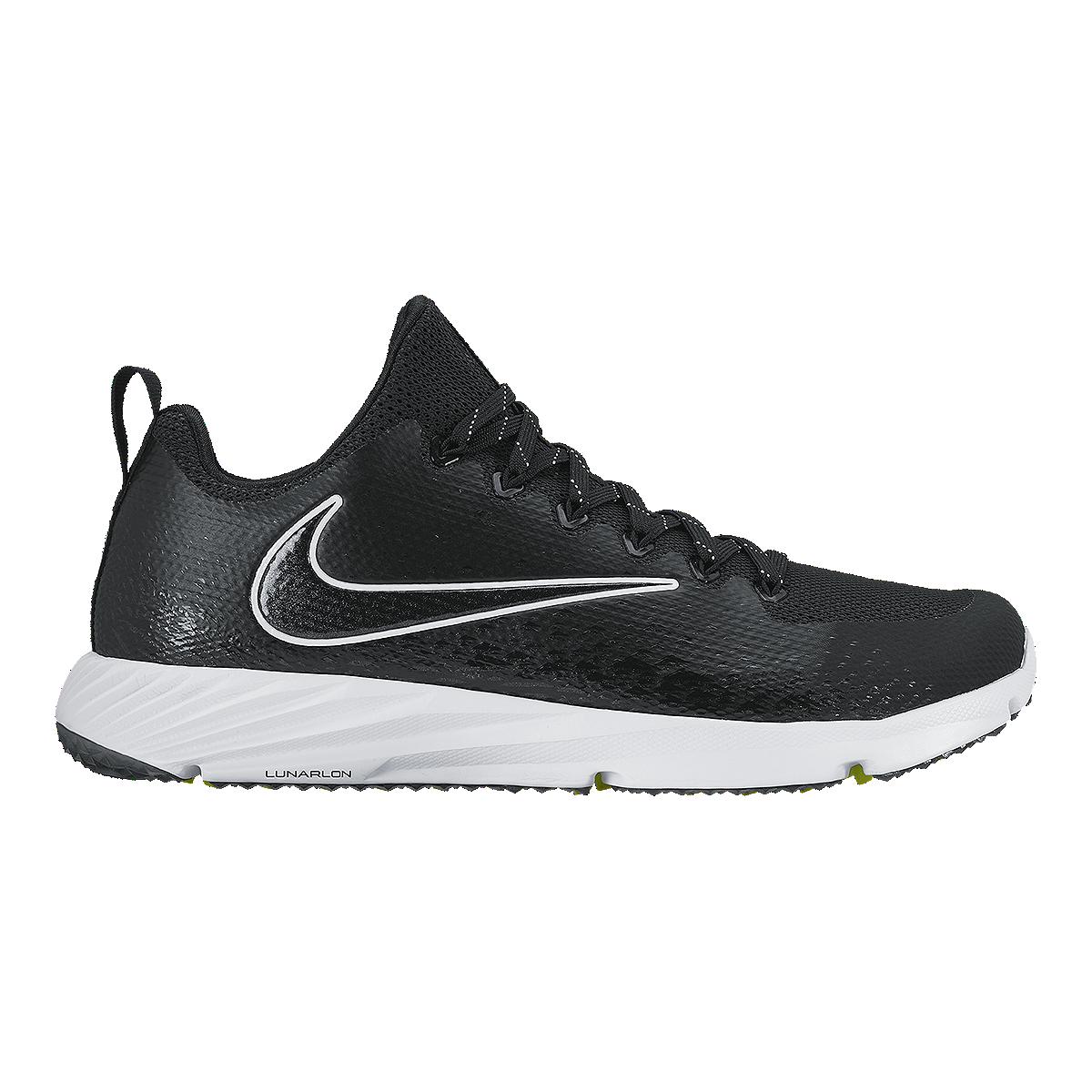 932c329c54 Nike Men's Vapor Speed Turf Football Cleats - Black/White   Sport Chek