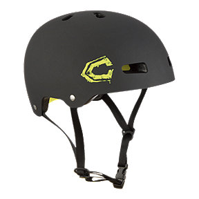 Capix FNX Bike Helmet - Charcoal