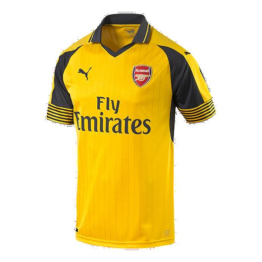 e15057af6f3 Arsenal FC 2016 17 Puma Men s Away Jersey