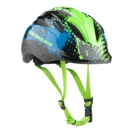 Nakamura Speeder Junior Blue Bike Helmet - 2017