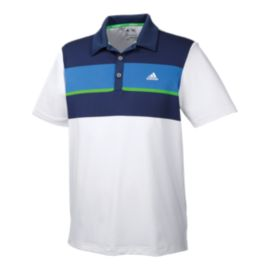 adidas Men's climacool® Engineered Block Polo