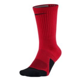 Nike Men's Elite 1.5 Large Basketball Crew Socks