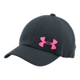 Under Armour Girls' Storm Big Logo Hat