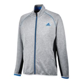 adidas Men's climaheat™ Heathered Block Layering Jacket