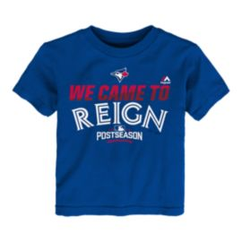 Toronto Blue Jays Toddler We Came To Reign T Shirt