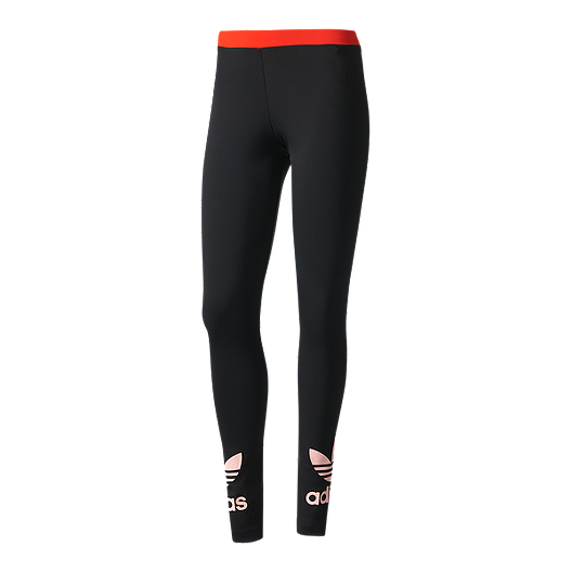 e933e2159ed10 adidas Originals Women's Paris Trefoil Leggings | Sport Chek