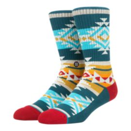 Stance Men's Side Step Table Mountain Crew Socks