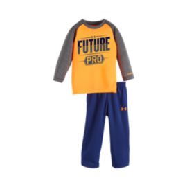 Under Armour Baby Boys' Future Pro Long Sleeve Top & Pant Set