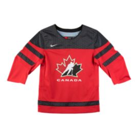 Nike Team Canada Little Kids' Replica Hockey Jersey