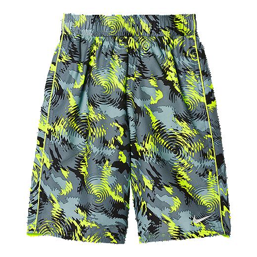 6462774975 Nike Swim Boys' Watercamo 9 Inch Volley Swim Shorts | Sport Chek