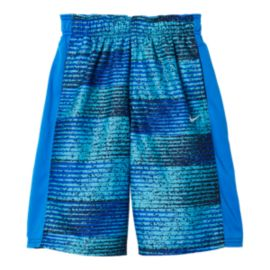 Nike Swim Boys' Fade 9 Inch Volley Swim Shorts