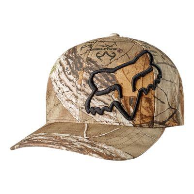 Fox Realtree 45 Flexfit Camo Hat