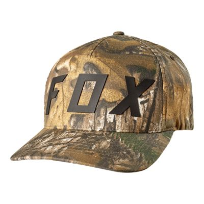 Fox Realtree Foxhead Flexfit Camo Hat