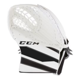 CCM Extreme Flex E3.5 Youth Catcher - White/Black