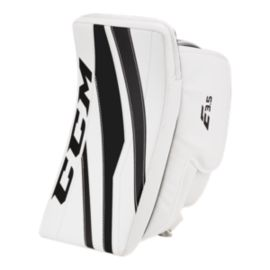 CCM Extreme Flex E3.5 Youth Blocker - White/Black