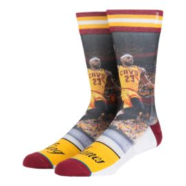 Stance Men's NBA Future Legends LeBron King James Crew Socks
