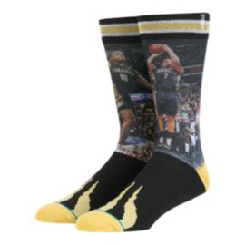 Stance Men's NBA Future Legends DeMar DeRozen/Kyle Lowry Socks
