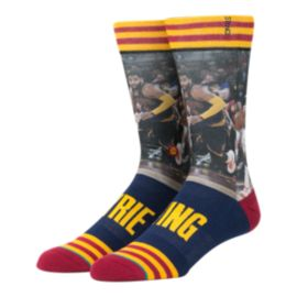 Stance Men's NBA Future Legends Kyrie Irving Crew Socks