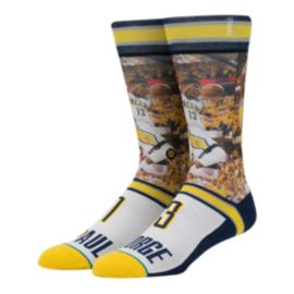 Stance Men's NBA Future Legends Paul George Crew Socks