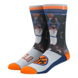 Stance Men's NBA Future Legends Carmelo Anthony Crew Socks
