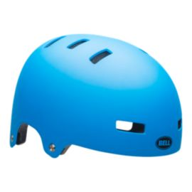 Bell Block Junior Matte Blue Bike Helmet