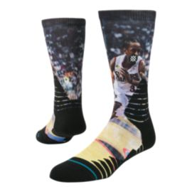 Stance Men's Fusion Answer Basketball Crew Socks