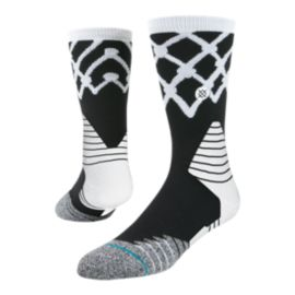 Stance Men's Fusion Swish Basketball Crew Socks