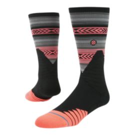 Stance Men's Fusion Fadeaway Basketball Crew Socks