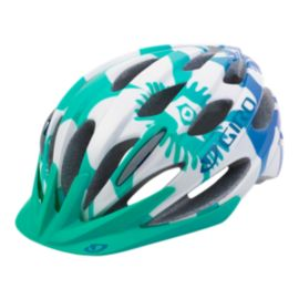 Giro Junior Raze Turquoise Blue Teal Bike Helmet
